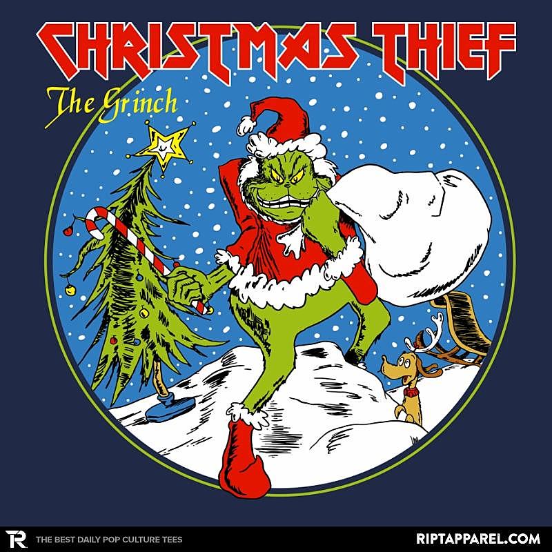 Ript: Christmas Thief