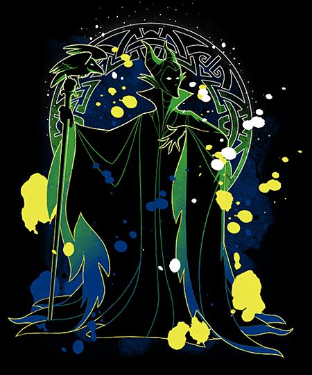 Qwertee: Maleficent
