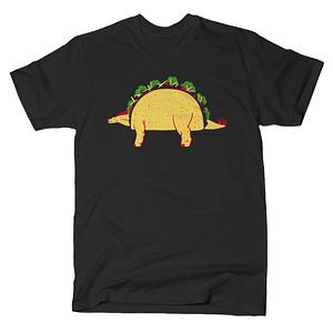 SnorgTees: Tacosaurus