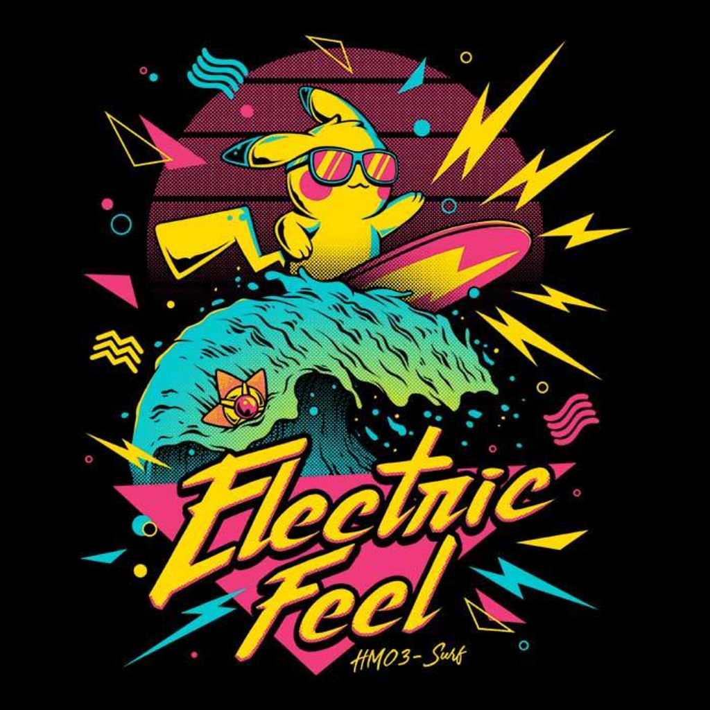 Once Upon a Tee: Electric Feel