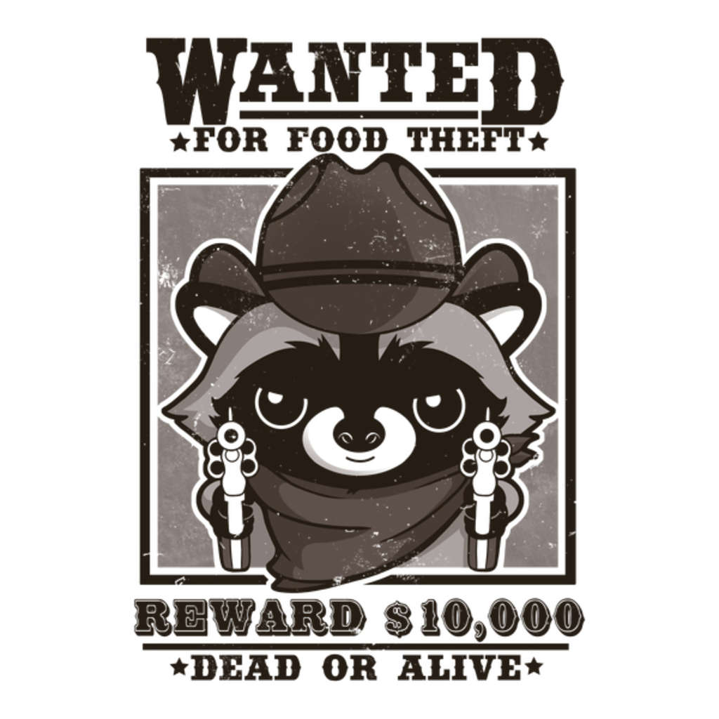 NeatoShop: Wanted racoon