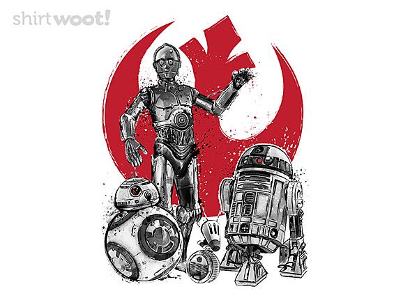 Woot!: Rebel Droids