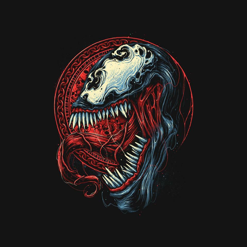 TeeFury: Emblem Of Violence