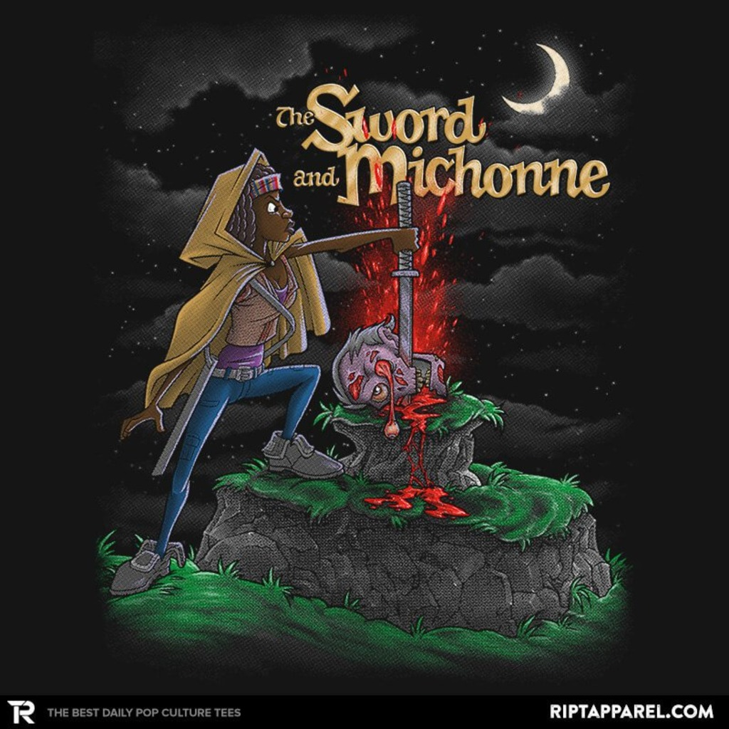 Ript: The Sword and Michonne