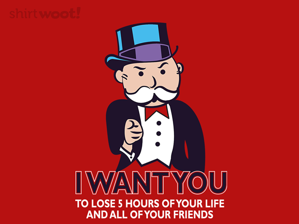 Woot!: I WANT YOU