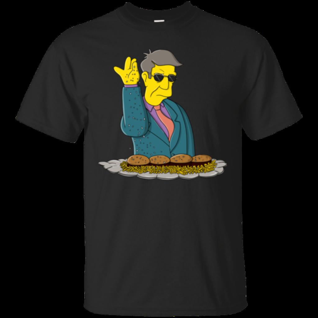 Pop-Up Tee: Skinner Bae Hams