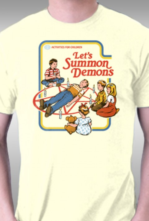 TeeFury: Let's Summon Demons