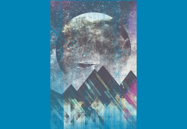 Design by Humans: Sweet dreams mountain