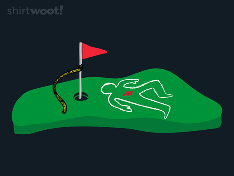 Woot!: Killer Putt