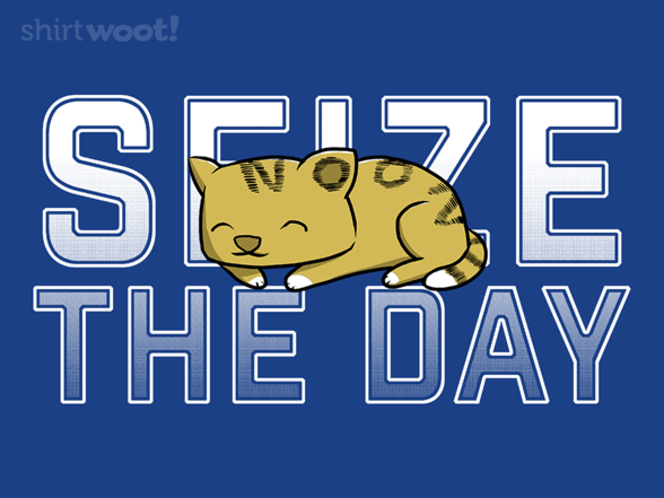 Woot!: Snooze The Day
