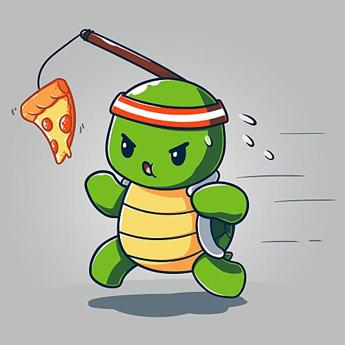TeeTurtle: Ninja Training