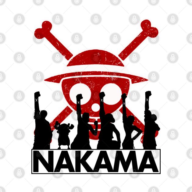 TeePublic: Nakama
