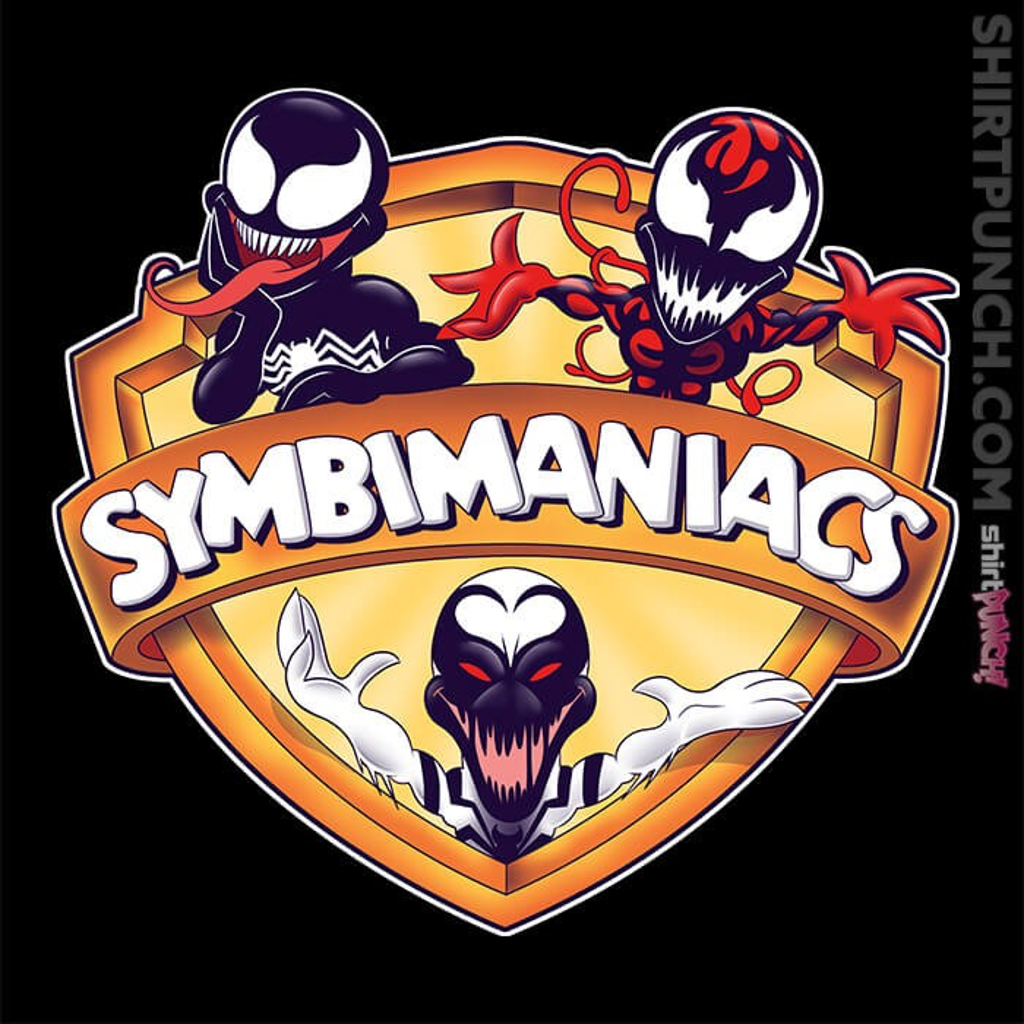 ShirtPunch: Symbimaniacs