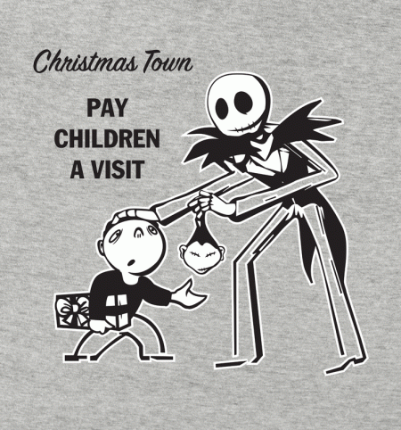 BustedTees: Christmas Town