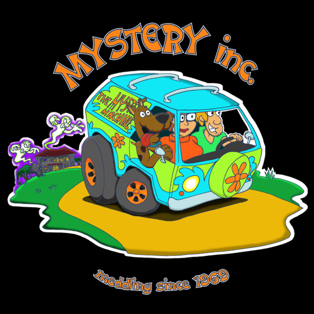 NeatoShop: Mystery inc meddling since 1969
