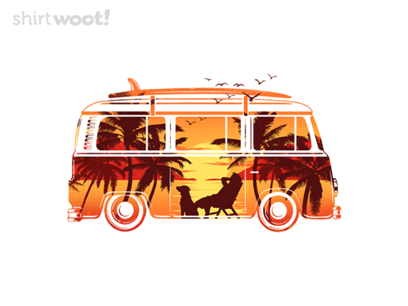 Woot!: Roadtrip to the Beach - $15.00 + Free shipping