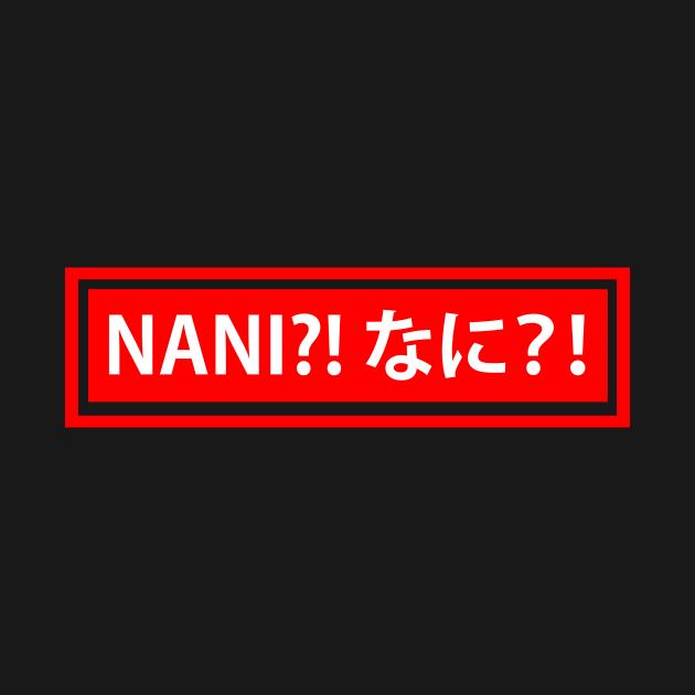 TeePublic: Omae Wa Mou Shindeiru Nani Otaku gift Kanji
