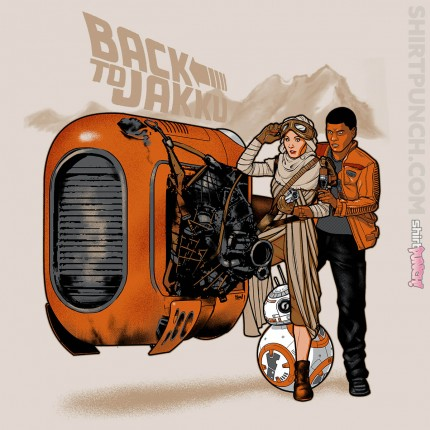 ShirtPunch: Back to Jakku