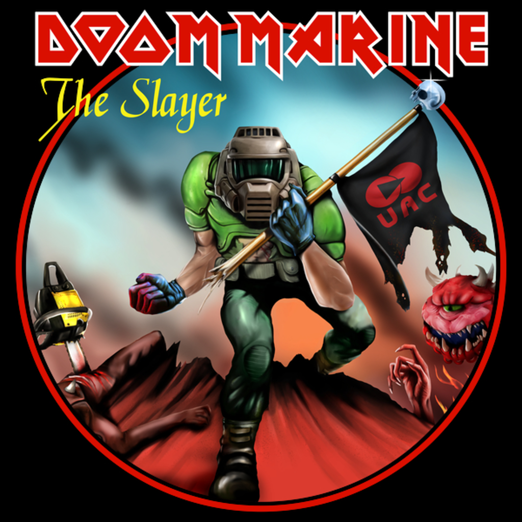 NeatoShop: Doom Marine