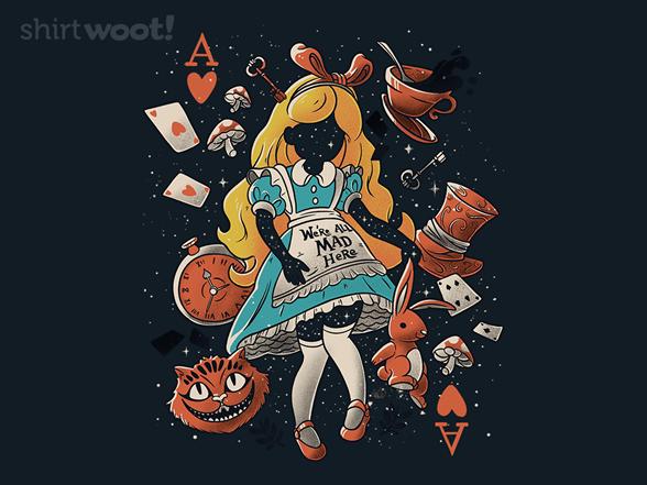 Woot!: Wonderland Girl