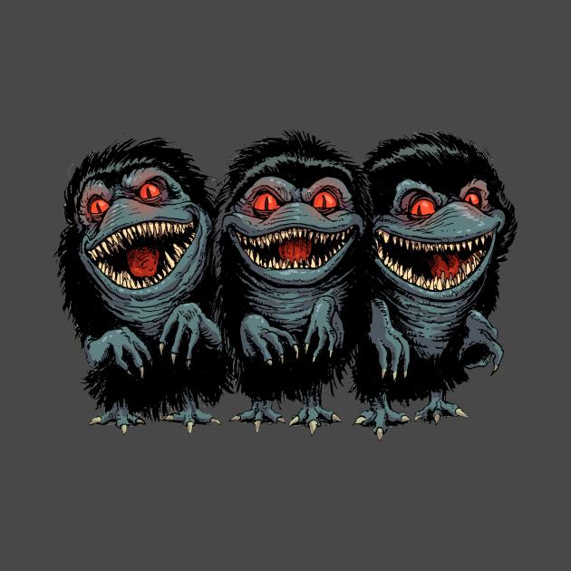 TeePublic: The Critters