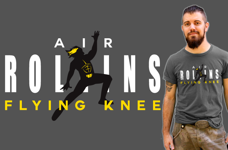 Top Rope Tuesday: Flying Knee