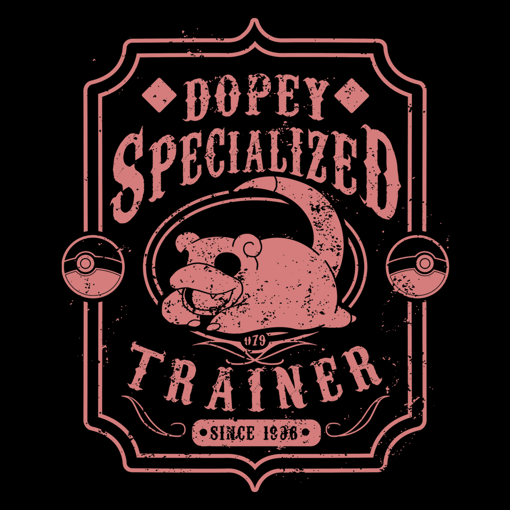 Pop-Up Tee: Dopey Specialized