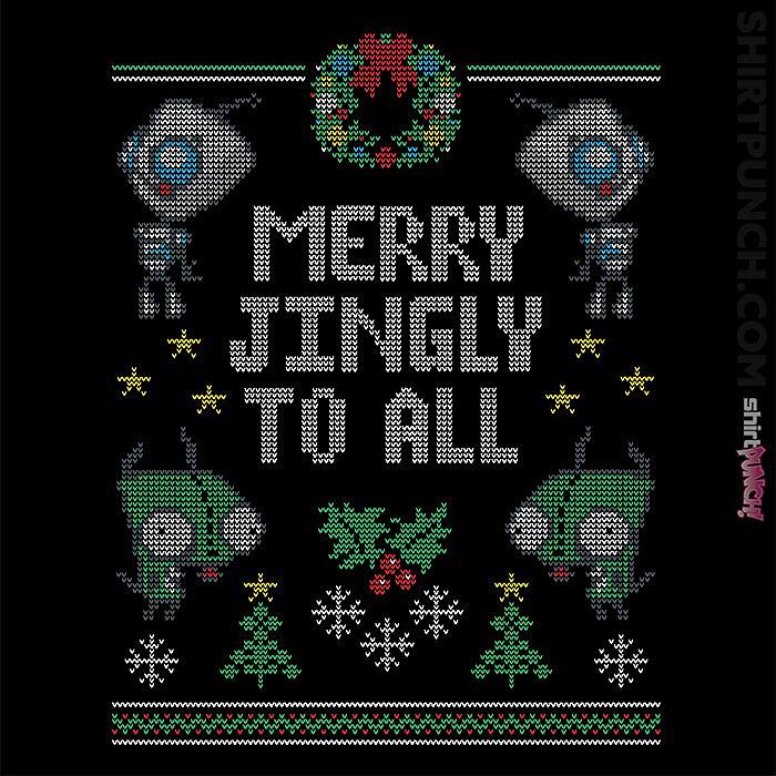 ShirtPunch: Merry Jingly