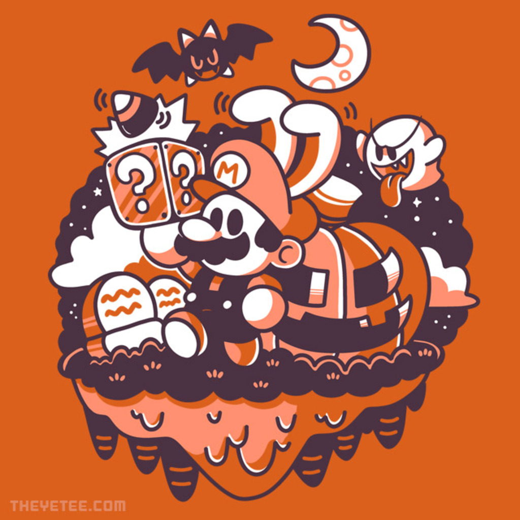 The Yetee: Pumpkin Zone