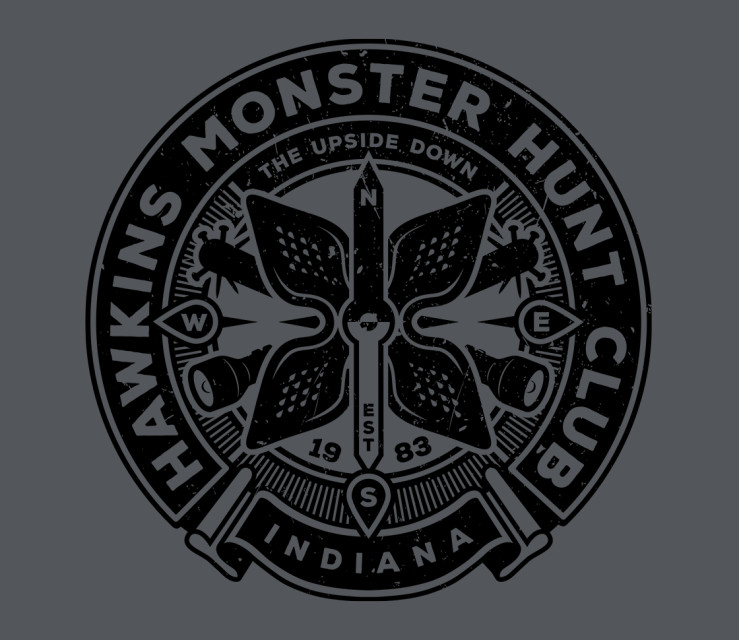 TeeFury: Monster Hunt Club