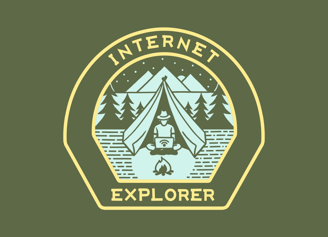 Threadless: INTERNET EXPLORER