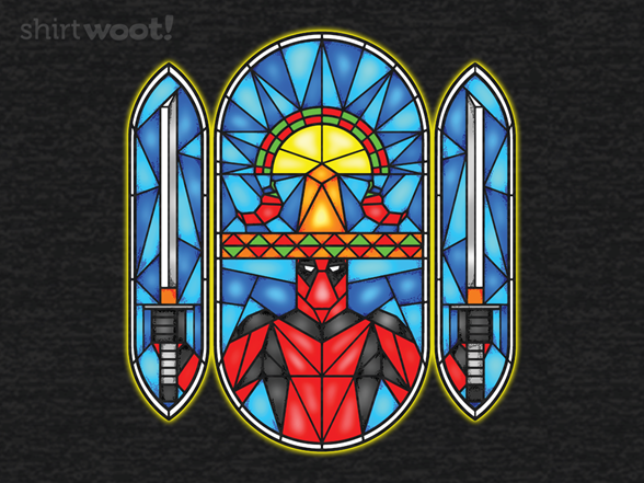 Woot!: Holy Merc