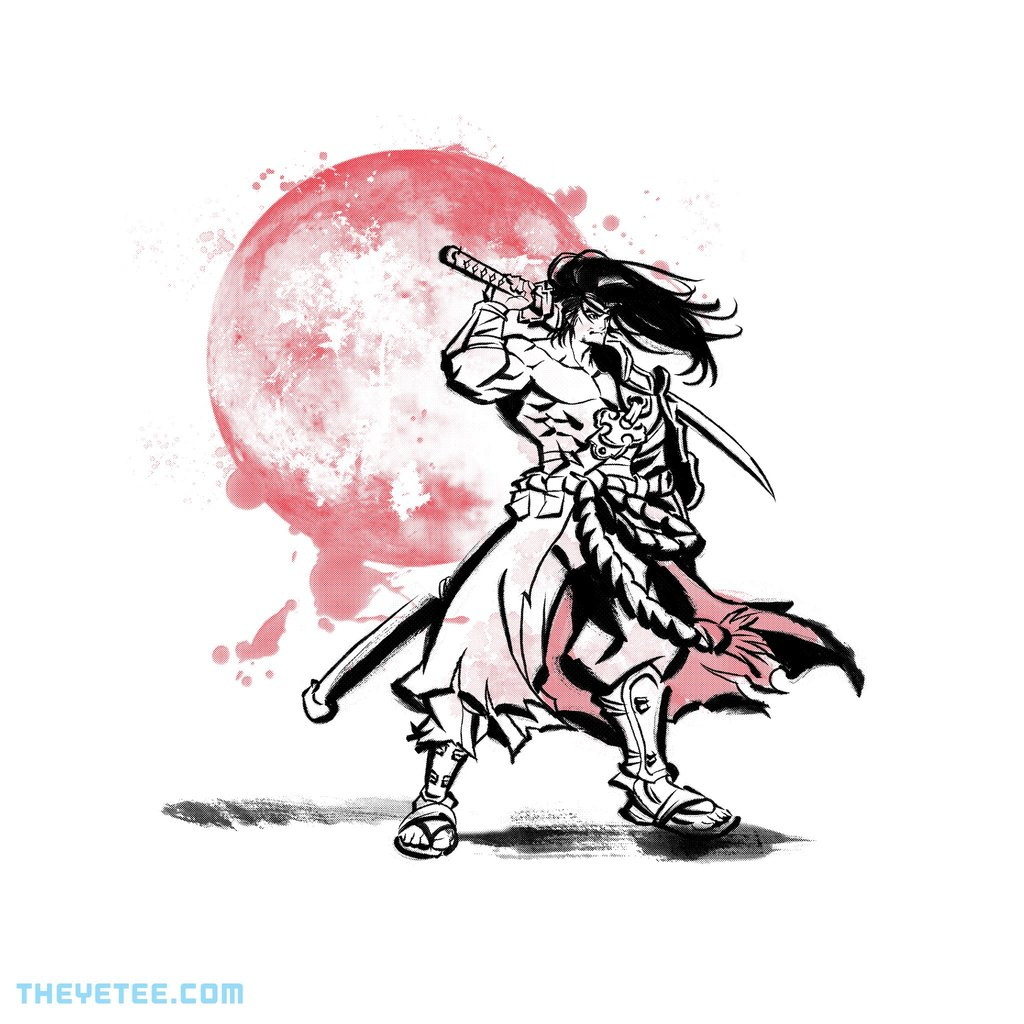 The Yetee: The Soul Still Burns by Coinbox Tees