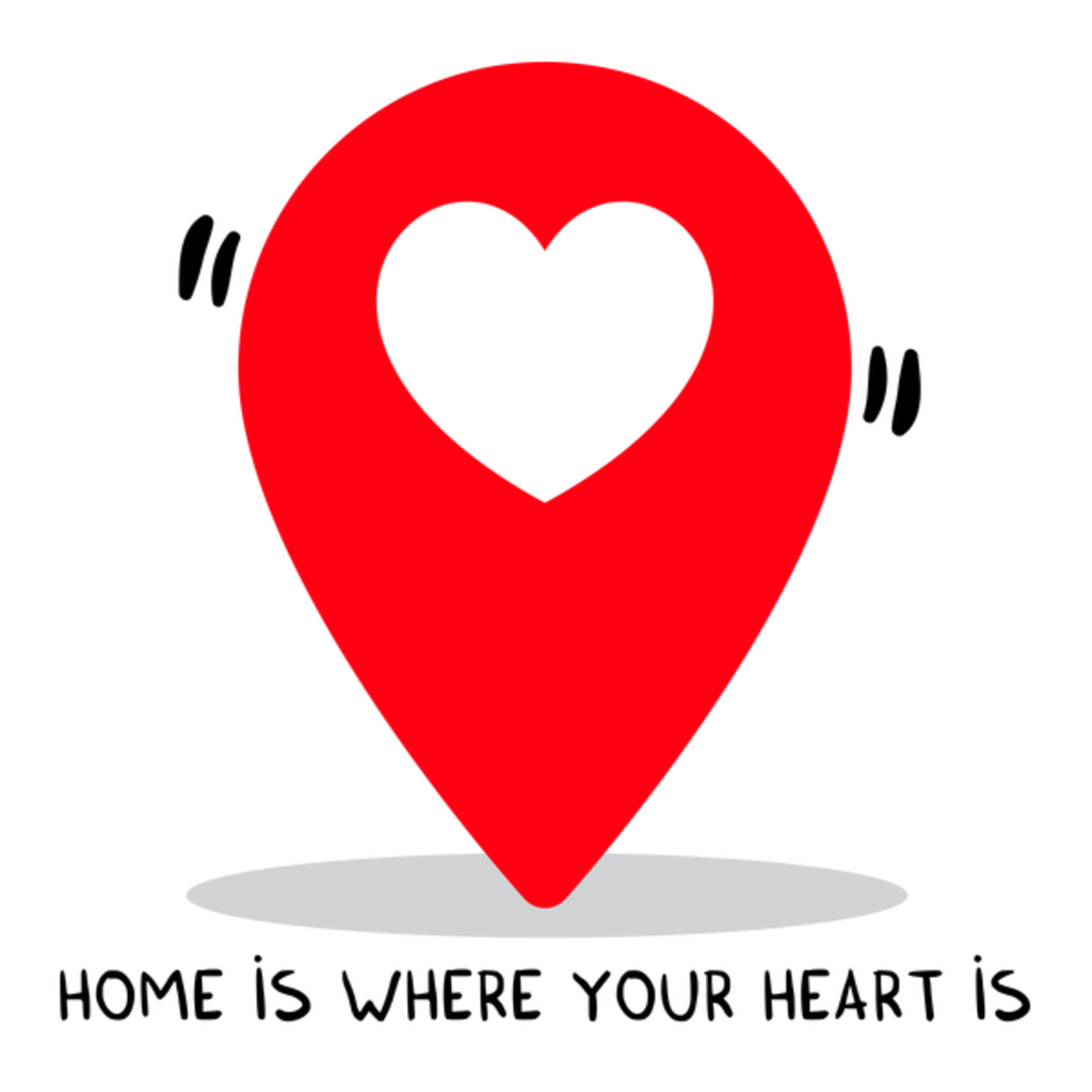 NeatoShop: Home is where your heart is
