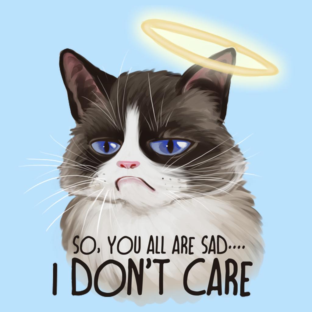 NeatoShop: I DON'T CARE