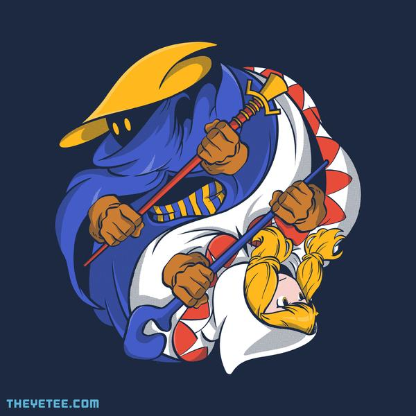 The Yetee: Balance of Mages