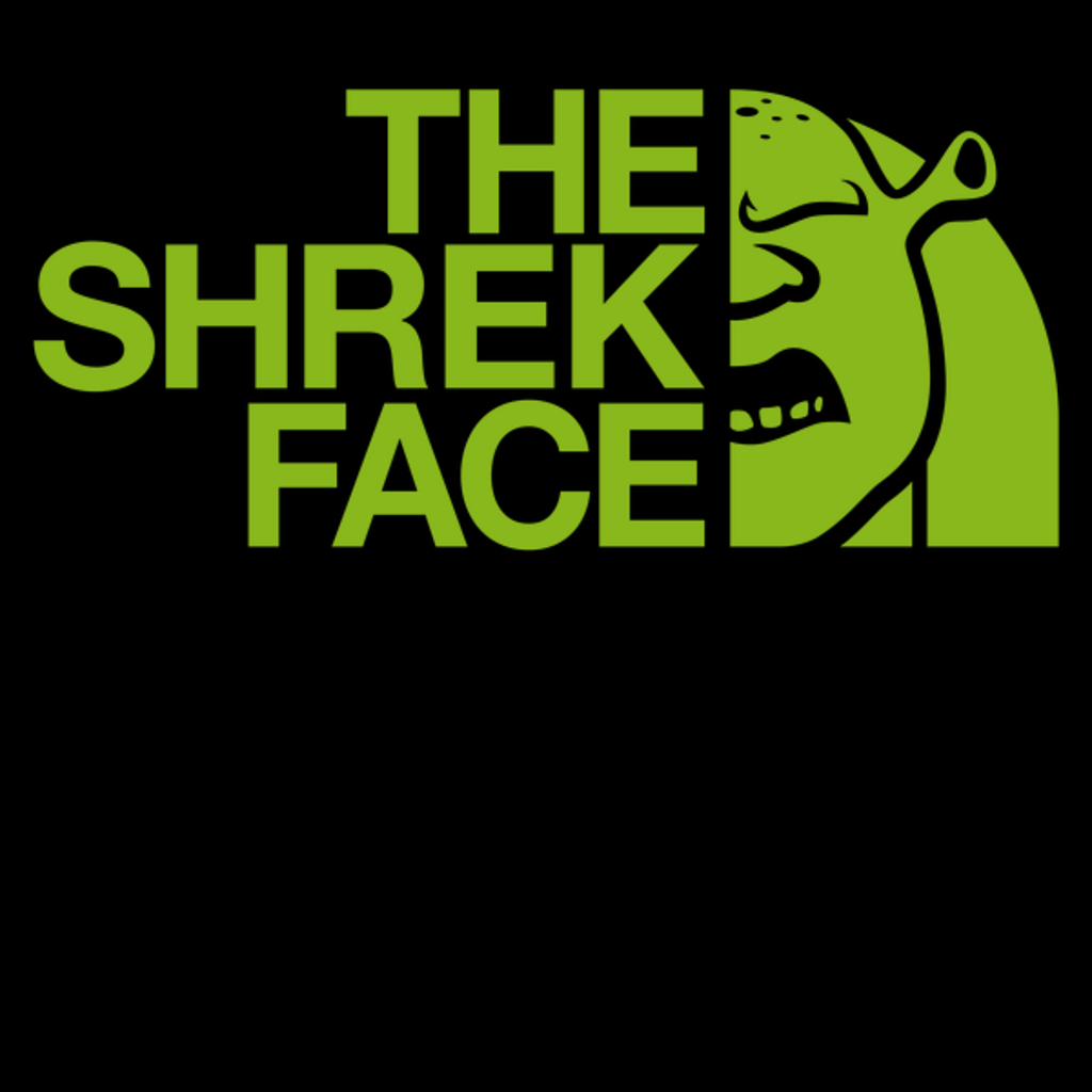 NeatoShop: The Shrek Face - II (Collab with G!R)