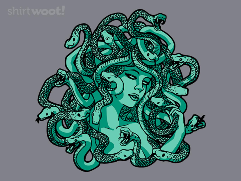 Woot!: Medusa's Snakes
