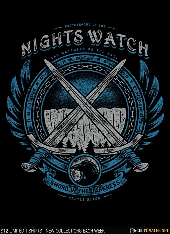 Once Upon a Tee: Sword in the Darkness