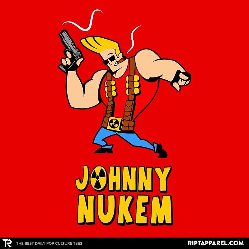 Ript: Johnny Nukem