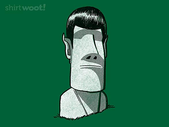 Woot!: Spock Rock