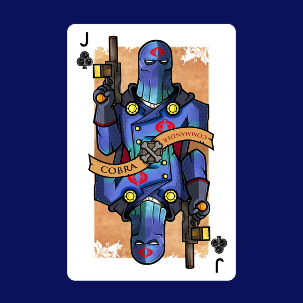 NeatoShop: Villain Playing Card #6