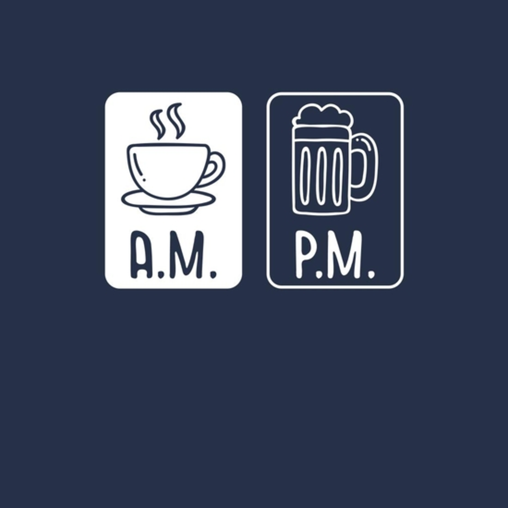 BustedTees: Coffee and Beer