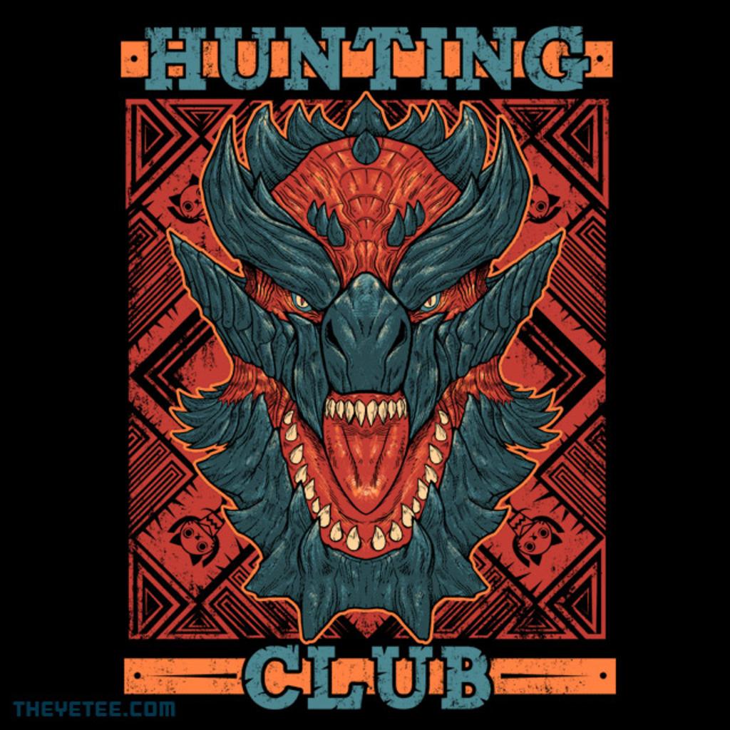 The Yetee: Hunting Club: Glavenus