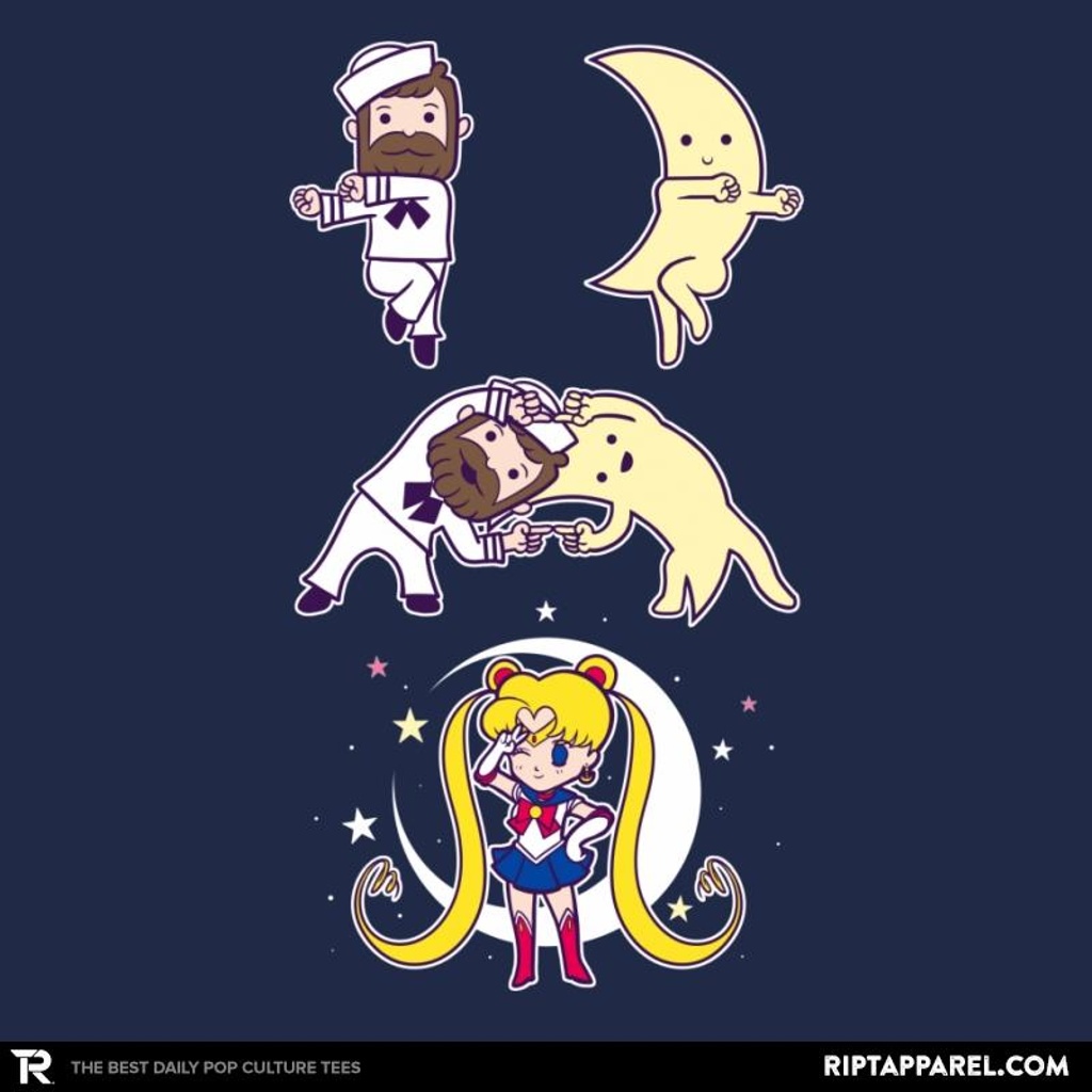 Ript: Sailor + Moon