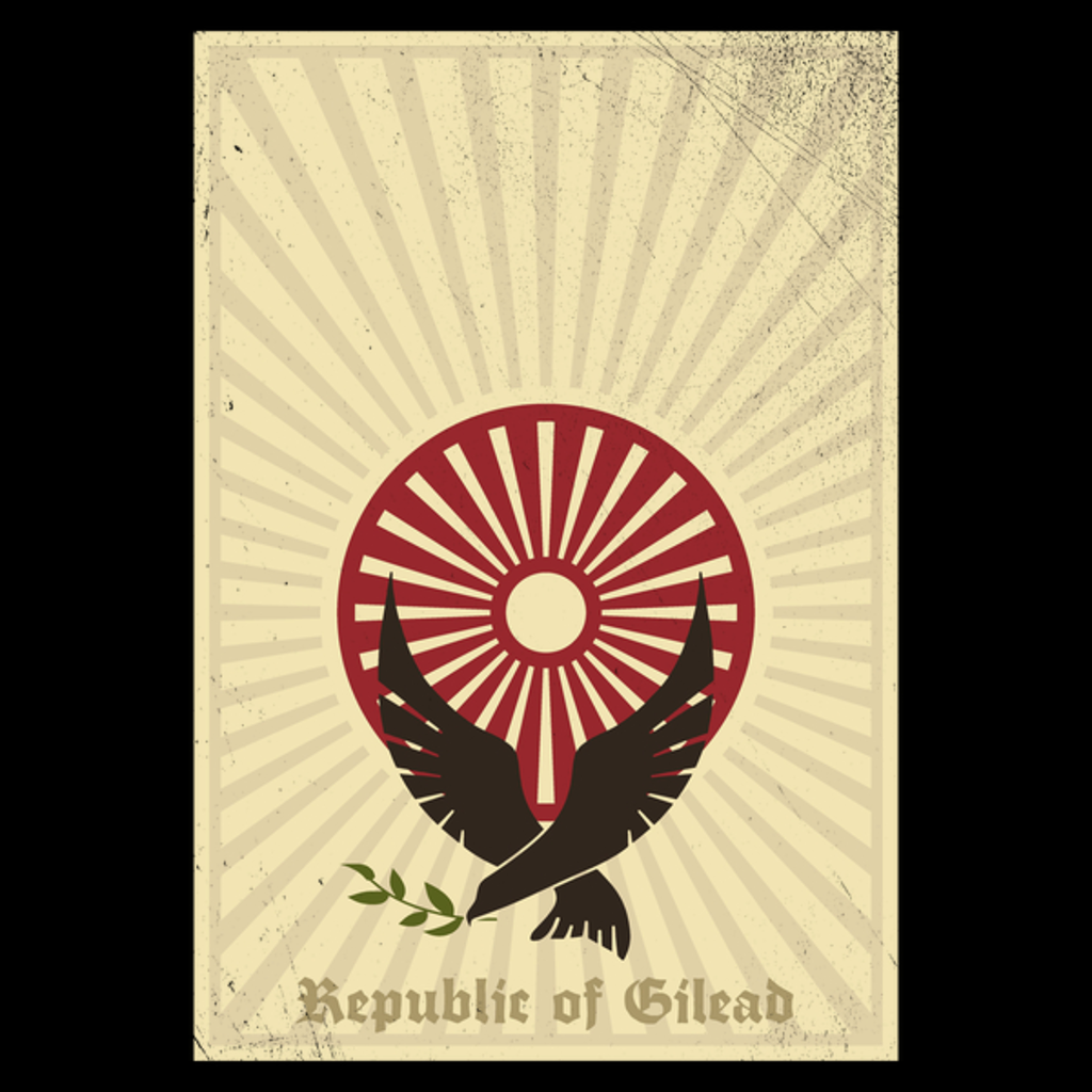 NeatoShop: The Republic of Gilead's Standard