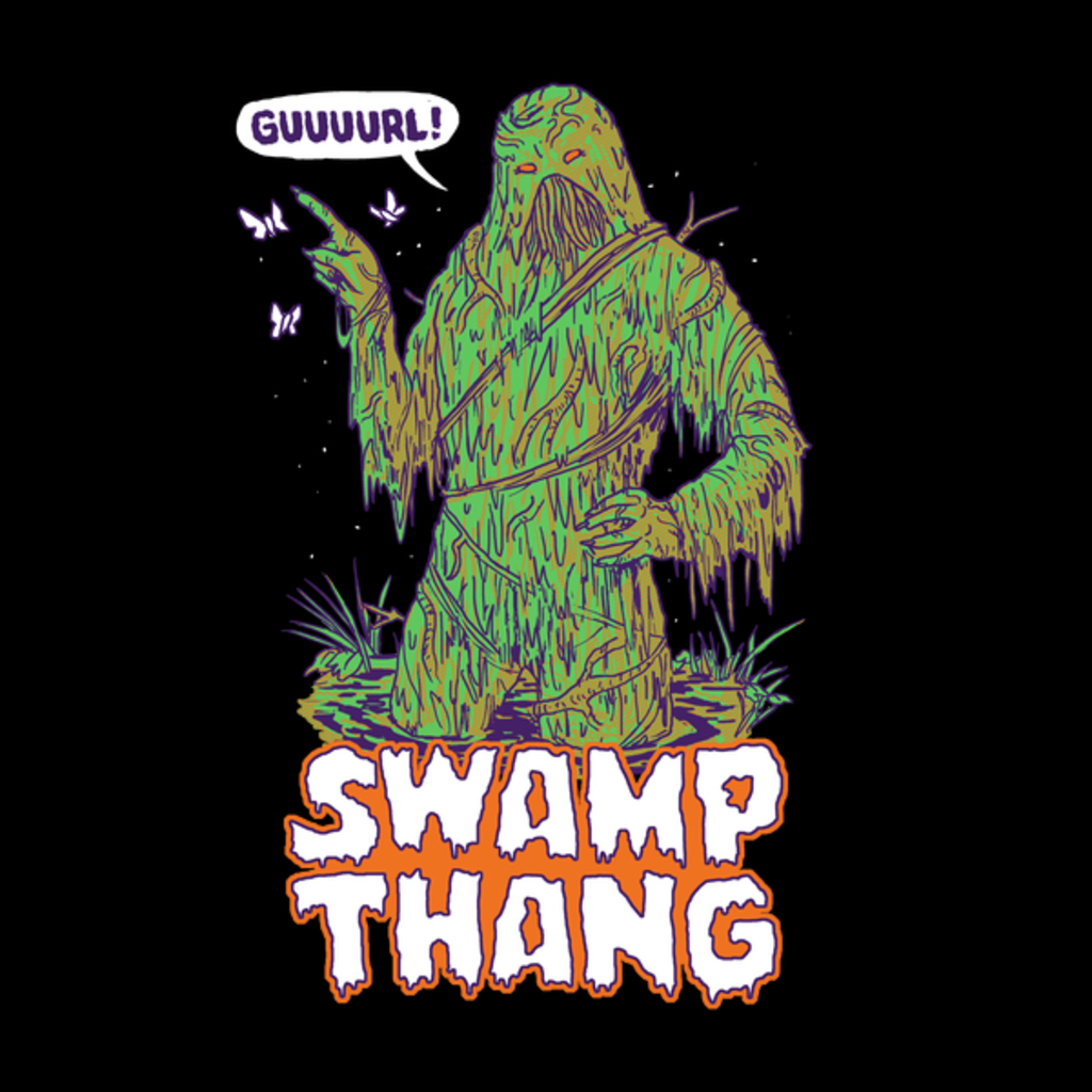 NeatoShop: Swamp Thang