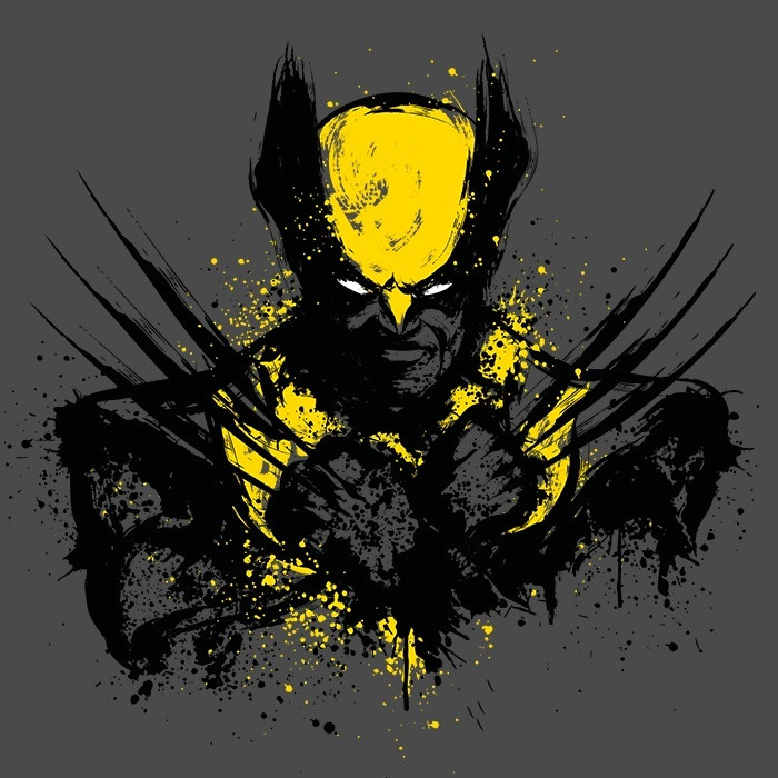We Heart Geeks: Mutant Rage - Men's T-Shirt