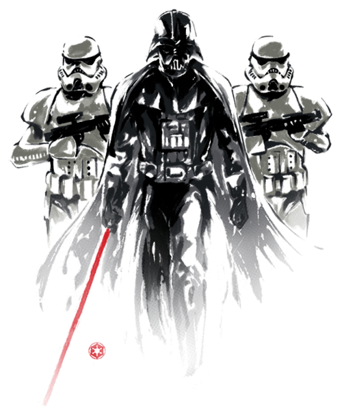 Qwertee: Imperial Ruler