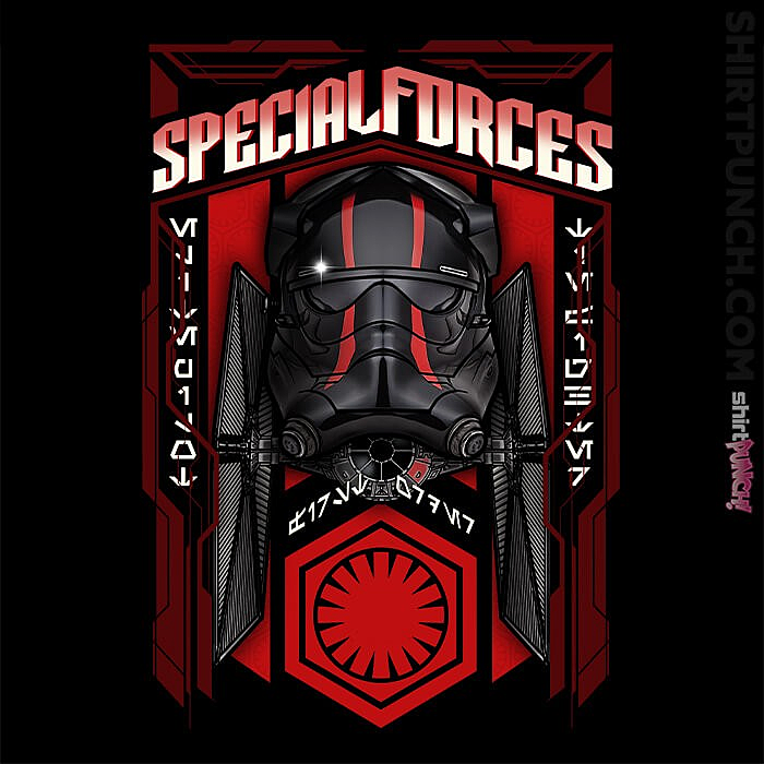 ShirtPunch: Special Forces